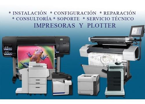 servicio técnico reparación y mantenimiento de impresoras