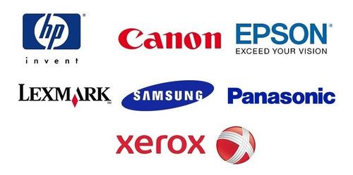 servicio técnico, reparación y mantenimiento de impresoras.