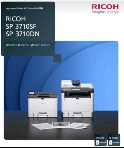 servicio técnico ricoh fotocopiadoras, zona norte