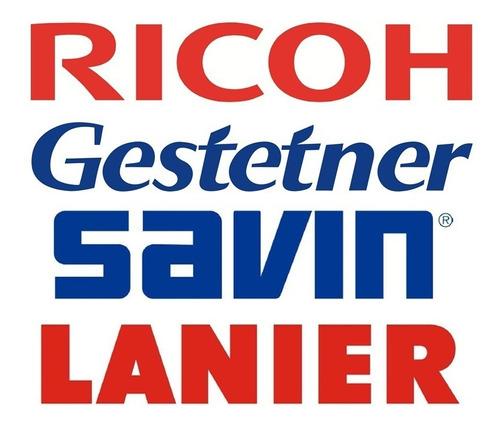 servicio técnico ricoh gestetner lanier savin copyprinter