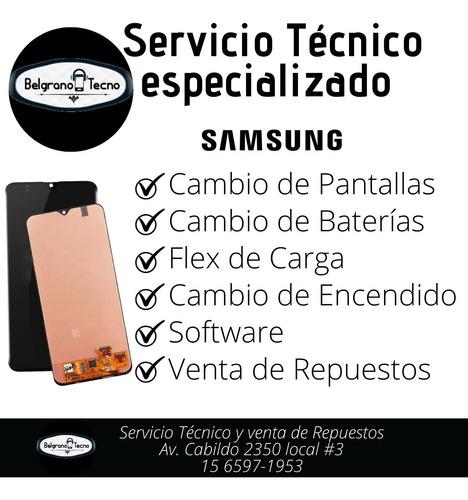 servicio técnico samsung a10 a20 a30 a50 y toda la serie j