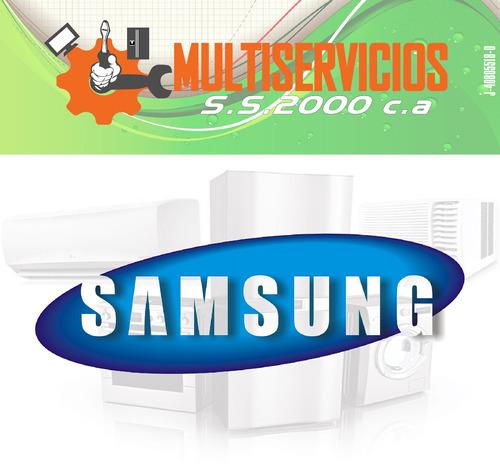 servicio tecnico samsung lavadoras autorizado