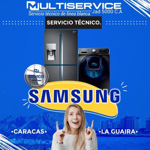 servicio técnico samsung lg nevera lavadora secadora hielera