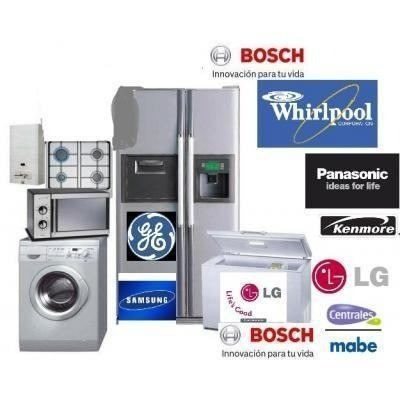 servicio tecnico samsung,whirlpool,lg, mabe