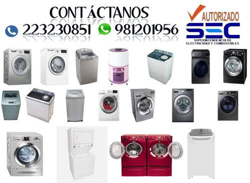 servicio tecnico sec de lavadoras a domicilio tecnicpro