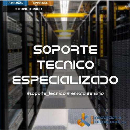 servicio técnico - servidores