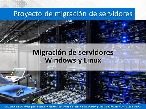 servicio técnico   servidores   computadoras   proyectos it