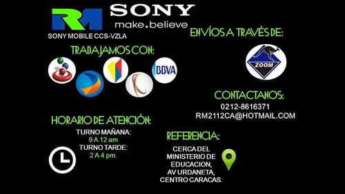 servicio tecnico sony mobile caracas venez