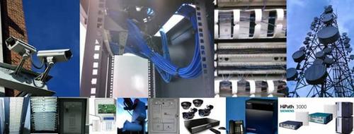 servicio tecnico telefonia,redes,internet,camaras,electricid