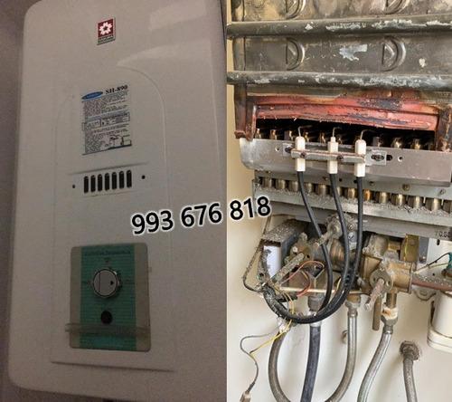 servicio técnico terma secadora cocina campana refrigeradora