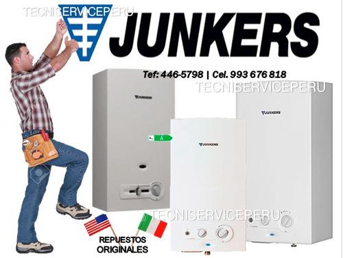 servicio técnico termas a gas sole bosch junkers 993 676 818