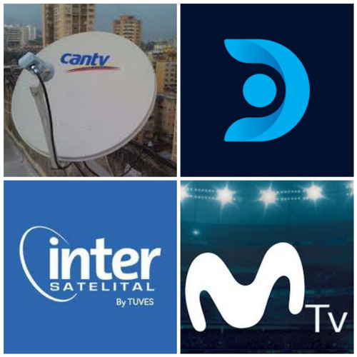 servicio tecnico tv satelital movistar inter directv prepago