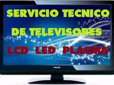 servicio tecnico  tvs lcd led plasmas/eq.de sonido/lavadoras