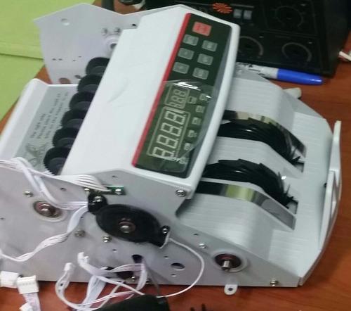 servicio técnico venta de contadoras detectoras de billetes