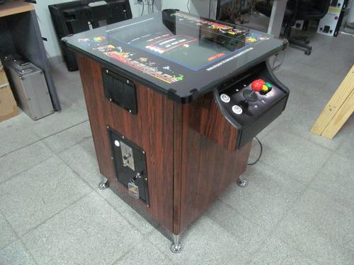 servicio tecnico video juegos arcade a domicilio service