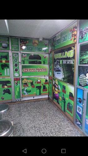 servicio tecnico vídeo juegos xbox 360 xbox one ps4