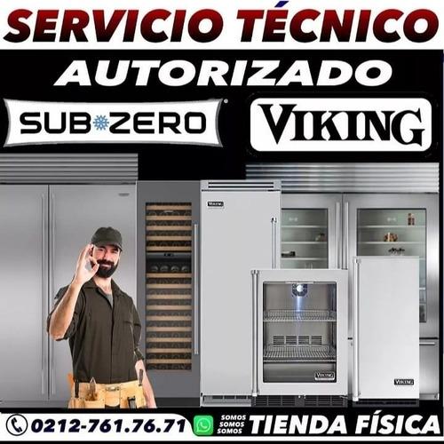 servicio técnico viking subero nevera horno icemaker vinera