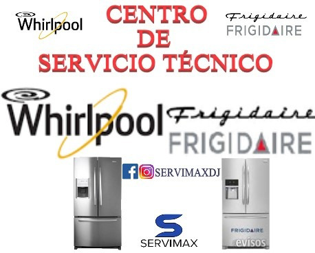 servicio técnico whirlpool kitcheaid frigidaire