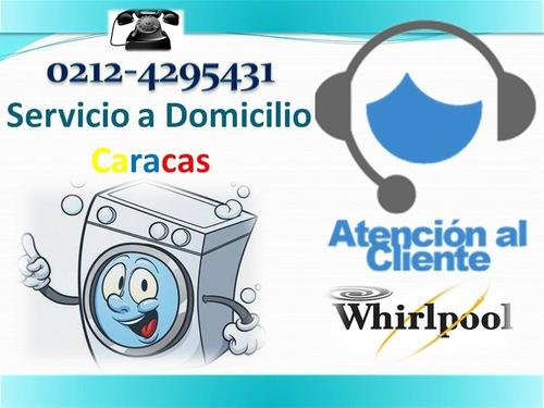 servicio técnico whirlpool lavadoras secadoras neveras lg