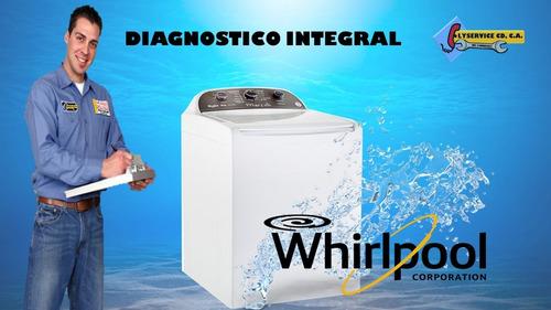 servicio técnico whirlpool linea blanca neveras y lavadoras