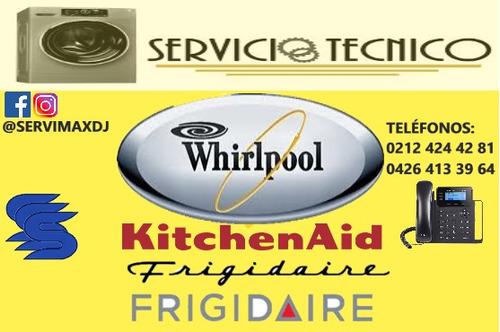 servicio técnico whirlpool  neveras lavadoras secadoras