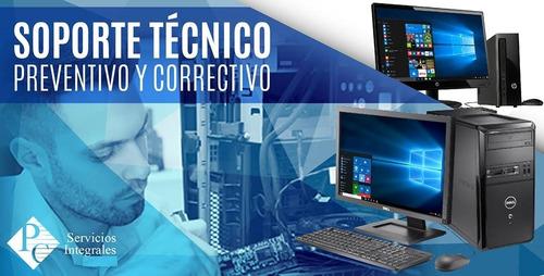 servicio tecnico windows formateo y plantas electricas