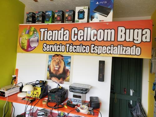 servicio técnico y accesorios para celular y computadores.