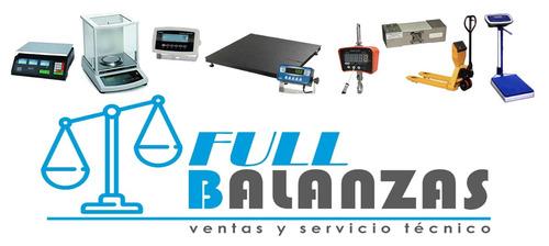 servicio técnico y calibracion de balanzas electrónicas