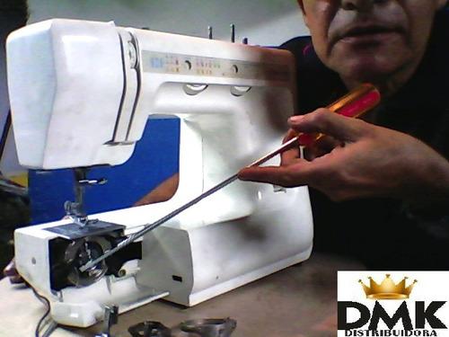 servicio  tecnico y mantenimiento de maquina de coser