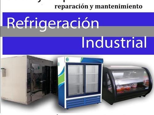 servicio técnico  y preventivo de cuartos frios