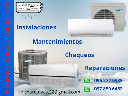 servicio técnico y profesional en climatizaciones