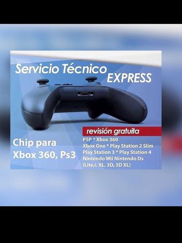 servicio técnico y programación de consolas de video juegos