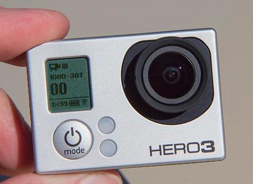 servicio técnico y reparación de cámaras gopro hero2;3+;4;5