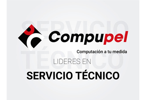 servicio técnico y reparación de computadoras.