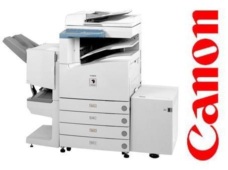 servicio tecnico y reparación de fotocopiadoras canon