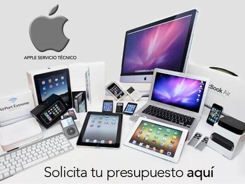 servicio tecnico y reparacion de productos apple, iphones.