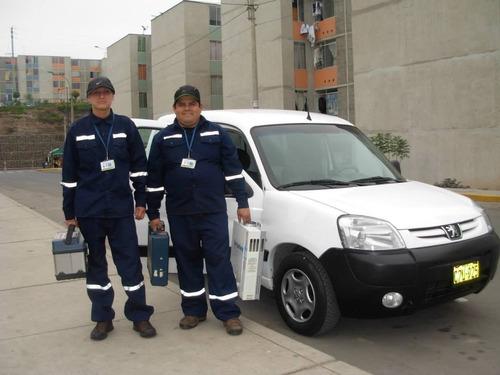 servicio tecnico y reparacion de termas sole, rotoplas, khor