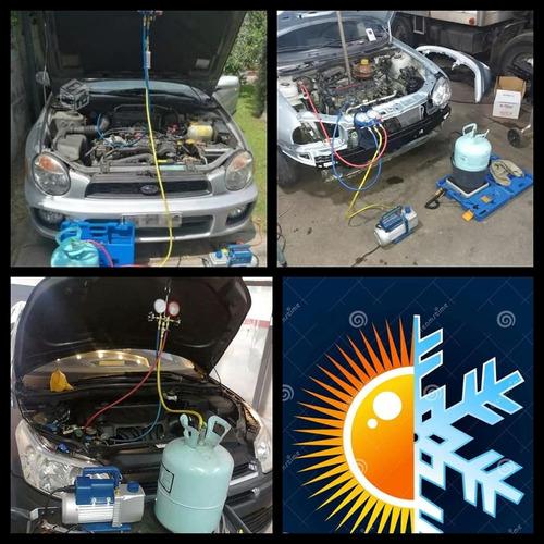 servicio tecnico y repuestos de aire acondicionado charly