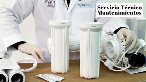 servicio técnico y revisión equipos de tratamientos de agua