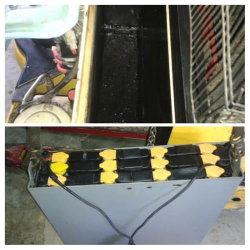 servicio técnico y todo p/su montacargas electrico y de gas