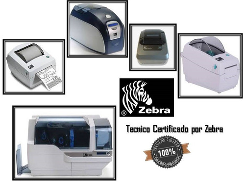 servicio técnico zebra, reparación y configuración