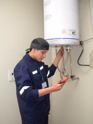 servicio tecnico/reparacion de termas electricas/gas en lima