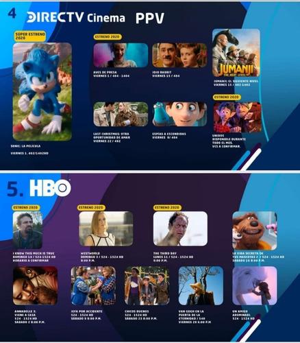 servicio television - internet