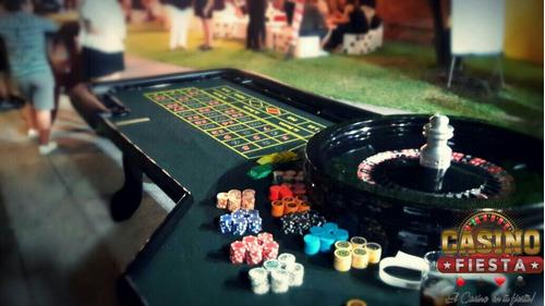 servicio temático de casino para fiesta & eventos