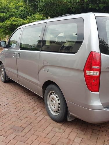 servicio transporte alquiler van furgoneta h1