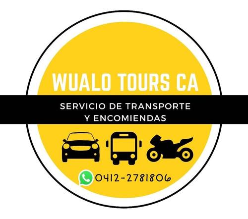 servicio transporte empresa traslado delivery y encomiendas