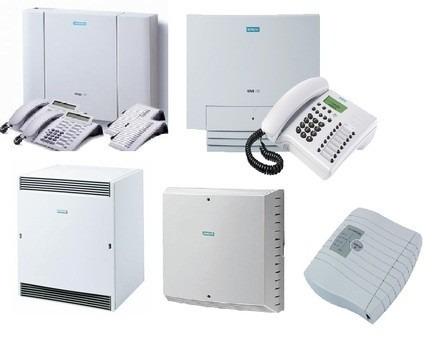 servicio, venta y reparación de centrales telefónicas