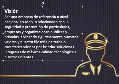 servicio vigilancia privada, servicios
