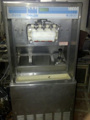 servicio y mantenimento maquina de helado taylor y marcas