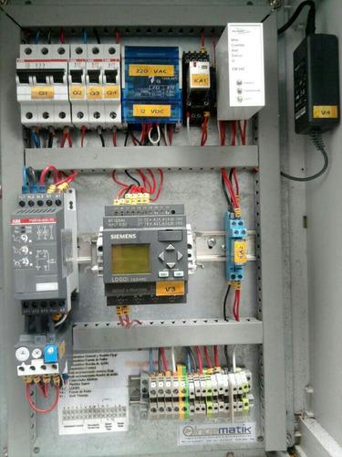 servicio y mantenimiento de plantas eléctricas y montajes